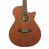 Ibanez AEG8EMH Open Pore Acoustic Electric Guitar
