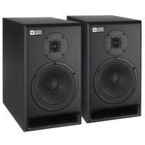 APS Germano Acoustics AEON 2 Studio Monitors Pair - Black