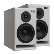 APS Germano Acoustics AEON 2 Studio Monitors Pair White