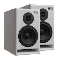 APS Germano Acoustics AEON 2 Studio Monitors Pair White