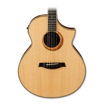 Ibanez AEW21VKNT Exotic Wood Series Acoustic Electric Guitar