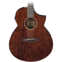 Ibanez AEW40FFCDNT Exotic Wood Series Acoustic Electric Guitar