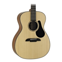 Alvarez Artist Series AF30 Folk Guitar, Natural/Glass Finish