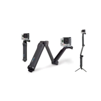 GoPro 3-Way 3 In 1 Camera Mount