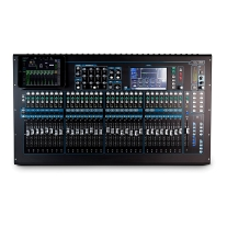 Allen & Heath QU-32C 38 In/28 Out Compact Digital Mixer, Chrome Edition