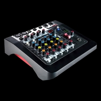 Allen and Heath Zed-6FX 6-Channel Compact Mixer