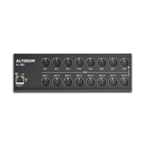 Alyseum AL-88C MIDI Patch Bay