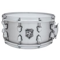 SJC Alpha Series 6.5x14 Aluminum Snare Drum