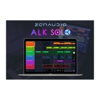 ZenAud.io ALK2 Solo Sequencer Software