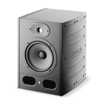 "Focal Pro ALPHA65 6.5"" Two Way Active Single Studio Monitor"