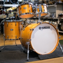 Yamaha Absolute Hybrid 4pc Shell Kit in Vintage Natural
