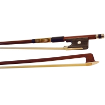 "Amati Halfmounted Brazil Wood Bow for 11-12"" Viola"