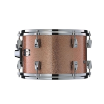 Yamaha Absolute Hybrid Maple Bass Drum 22x14 - Pink Champagne Sparkle
