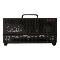 PRS MT 15 ‑ 15/7-Watt Guitar Head ‑ Black