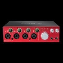Focusrite Clarett 4Pre Audio Interface with Thunderbolt / ADAT