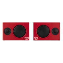 Nord AMS-NPIANO-Monitor Active Studio Monitor Pair in Red