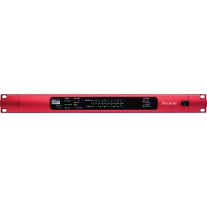 Focusrite RedNet HD32R 32-Channel Dante Networks Pro Tools | Ultimate Bridge