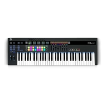 Novation 61SL MkIII: MIDI and CV Equipped Keyboard Controller