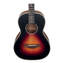 Ibanez 2017 Artwood AN60-BSM Acoustic Guitar - Brown Sunburst Matte