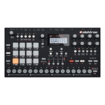 Elektron Analog Rhythm 8 Voice Analog Drum Machine with Sample Support