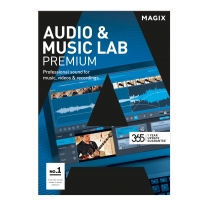 Magix Audio & Music Lab Premium - EDU