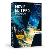 Magix Movie Edit Pro Premium - EDU