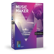 Magix Music Maker Live - EDU