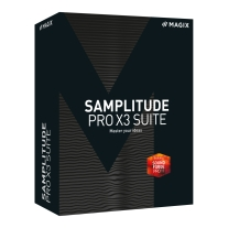 Magix Samplitude Pro X3 Suite - EDU