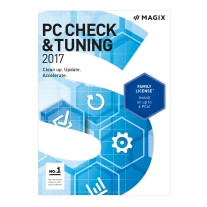 Magix PC Check & Tuning 17