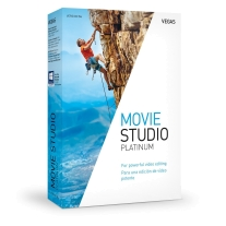 Magix Vegas Movie Studio 14 Platinum - EDU