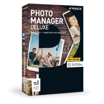 Magix Photo Manager Deluxe - Academic