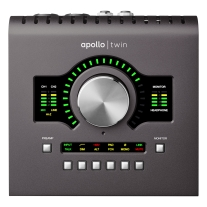 Universal Audio Apollo Twin MkII w/ Duo Processing