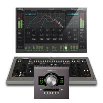 Universal Audio Apollo Twin MkII w/ Quad Processing with Softube Console 1 MKII
