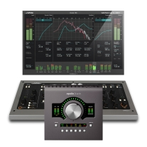 Universal Audio Apollo Twin MkII w/ Solo Processing W/Softube Console 1 MK2