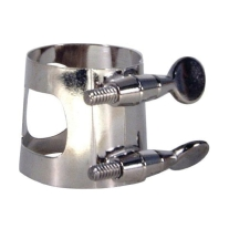St Louis APM334NB Belmonte Nickel Plated Alto Saxophone Ligature