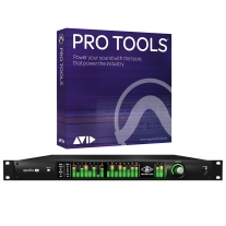 Universal Audio Apollo 16 Quad + Pro Tools 2018 Bundle