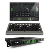 Universal Audio Apollo 16 Thunderbolt AI QUAD Processing W/Softube Console 1 MK2