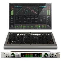 Universal Audio Apollo Quad FireWire AI W/Softube Console 1 MKII Controller