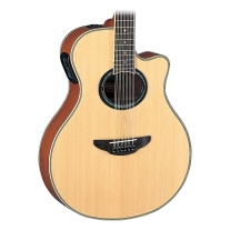 Yamaha APX700II12 Thin Body Solid Spruce 12-String Acoustic Electric Guitar