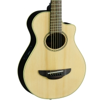 Yamaha APXT2 3/4 Thinline Acoustic-Electric Cutaway Guitar - Natural
