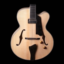 "Eastman AR503CE 16"" Archtop Blonde"