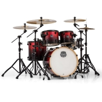 Mapex Armory 5-Piece Fusion Shell Pack In Magma Red