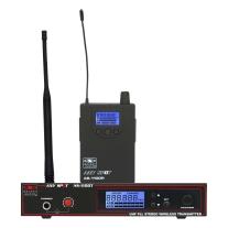 Galaxy Audio AS-1100 Wireless In-Ear Personal Monitors