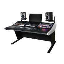 Sterling Modular Filler Blocks for Three Bay Multi-Station Artist Series Desk