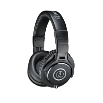 Audio Technica ATH-M40X Closed Back Dynamic Monitor Headphones