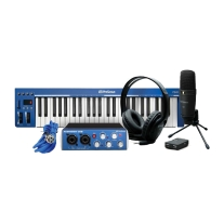 Presonus AudioBox Creation Suite Studio Recording Bundle