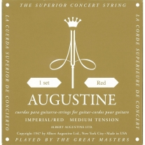Augustine Augustine Imperial-Red Medium Tension Classical Guitar Strings