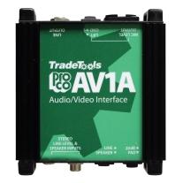 Proco AV1A Audio Visual Interface