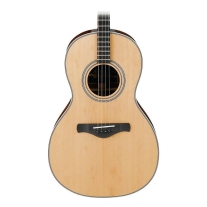 Ibanez AVT1NT Artwood Vintage Parlor Tenor Acoustic Guitar in Natural Finish
