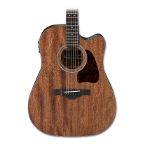 Ibanez AW54CEOPN Artwood Dreadnought Acoustic Electric Guitar